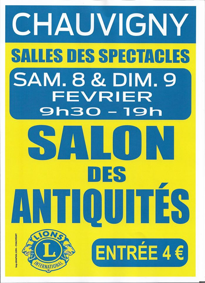 salon antiquaires 2020